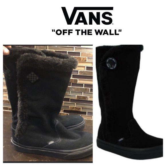 vans boots womens with fur \u003e Clearance shop